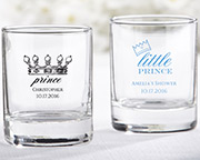 Personalized Shot Glass/Votive Holder - Little Prince